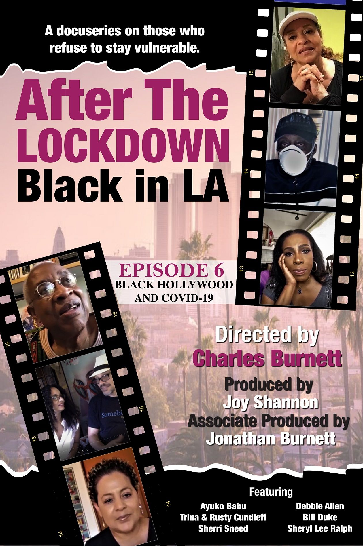 After The Lockdown Pan African Film Festival