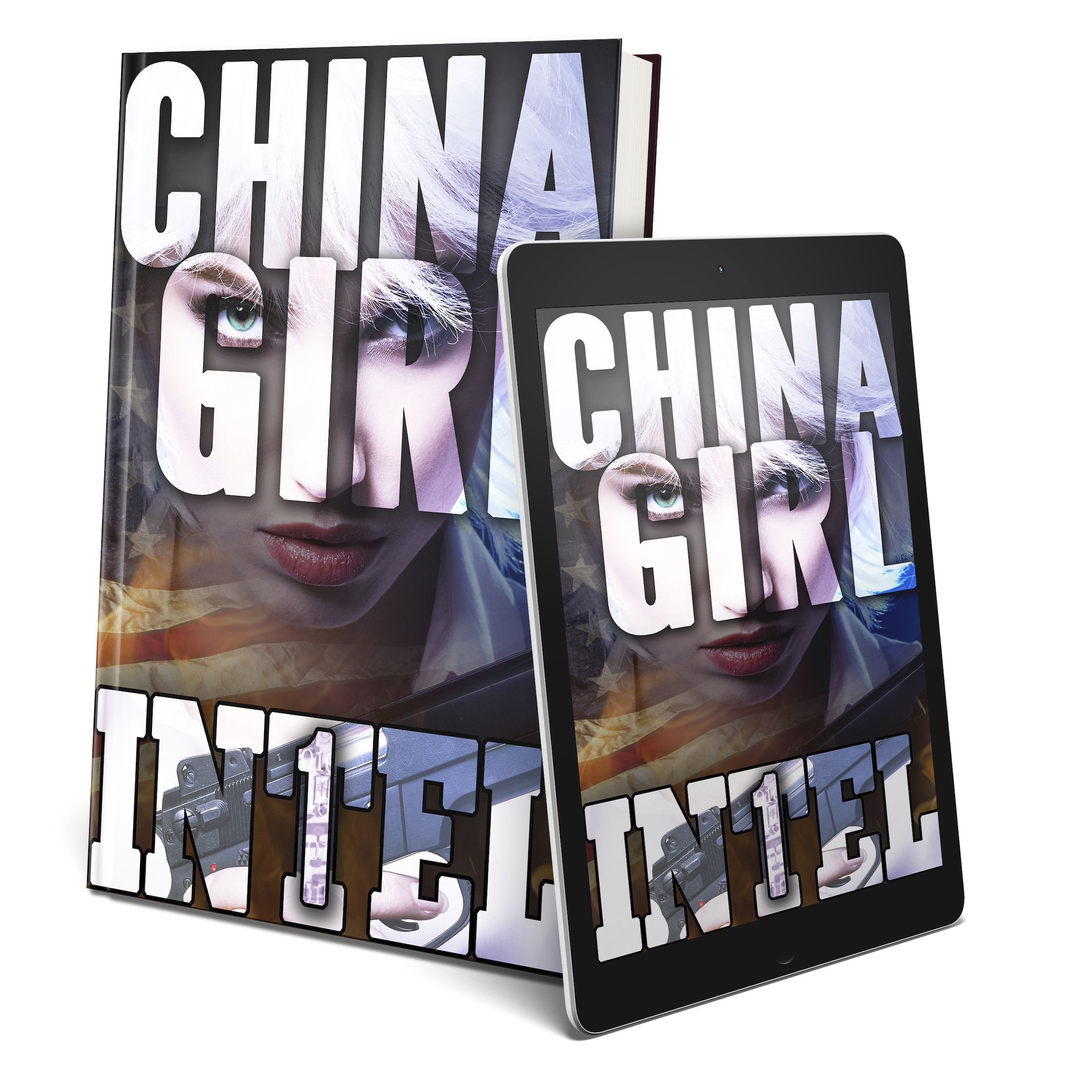 China Girl, released broadly in audio, digital, and paperback formats.