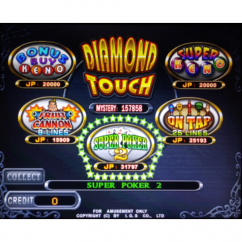 Diamond Touch by IGS