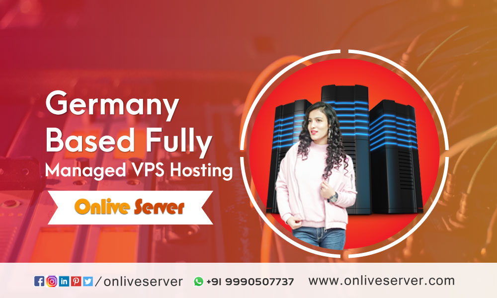 Fully Managed Germany VPS Hosting