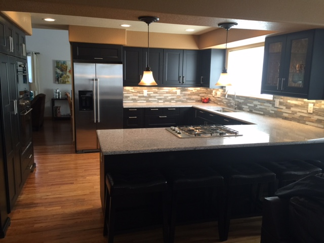 Would You Like A New IKEA Kitchen Remodel At Affordable Prices From A  Reputable General Contracting Company? How About FREE In Home Computer  Kitchen ...