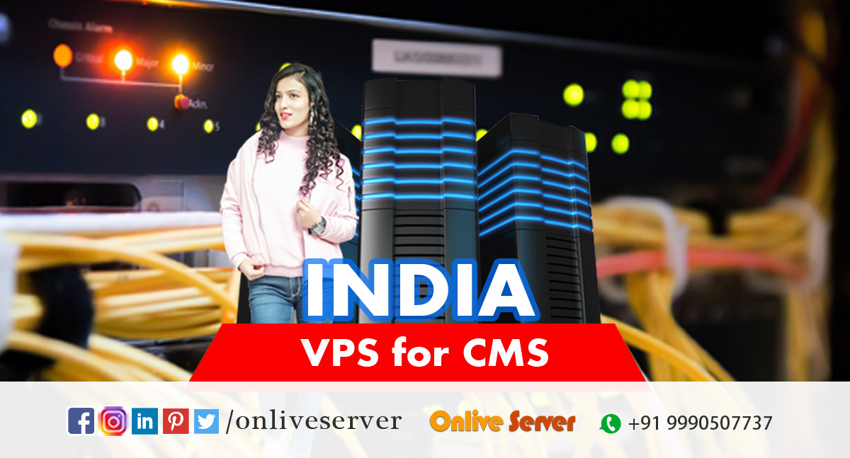 India VPS For CMS