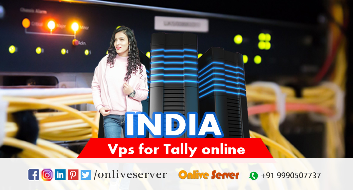 India VPS For Tally Online