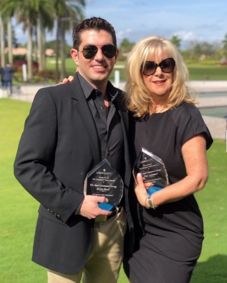 Lang Realty's Brian Pearl and Vini Antonacci - Top Boca Raton Real Estate Agents