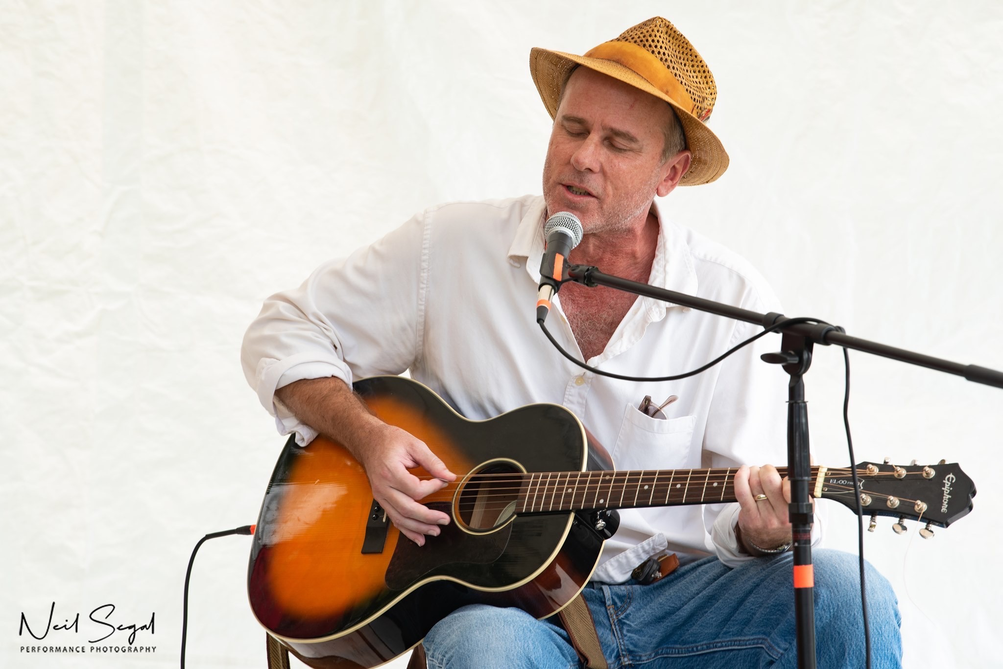 Neil Howard, Performs at The Colony for Woodstock 50th