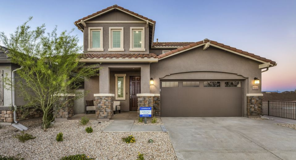 New homes in Mesa set within an amenity-rich masterplan boasting modern designs