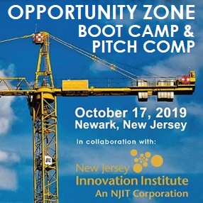 Newark OZ Boot Camp & Pitch Competition at NJIT in Newark, NJ 10/17