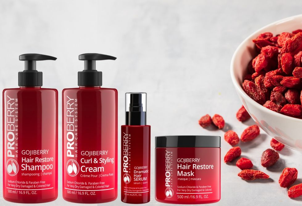 Proberry Hair Care Proudcts