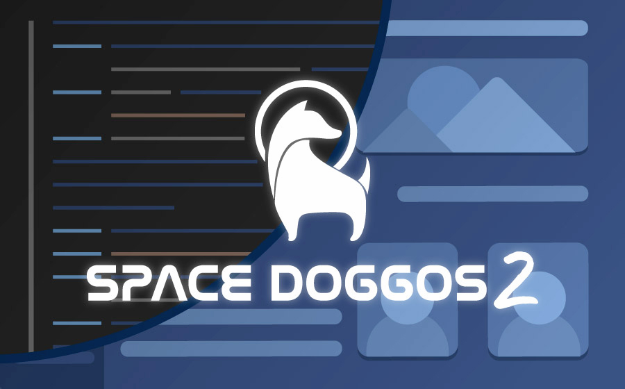 Space Doggo 2 Course