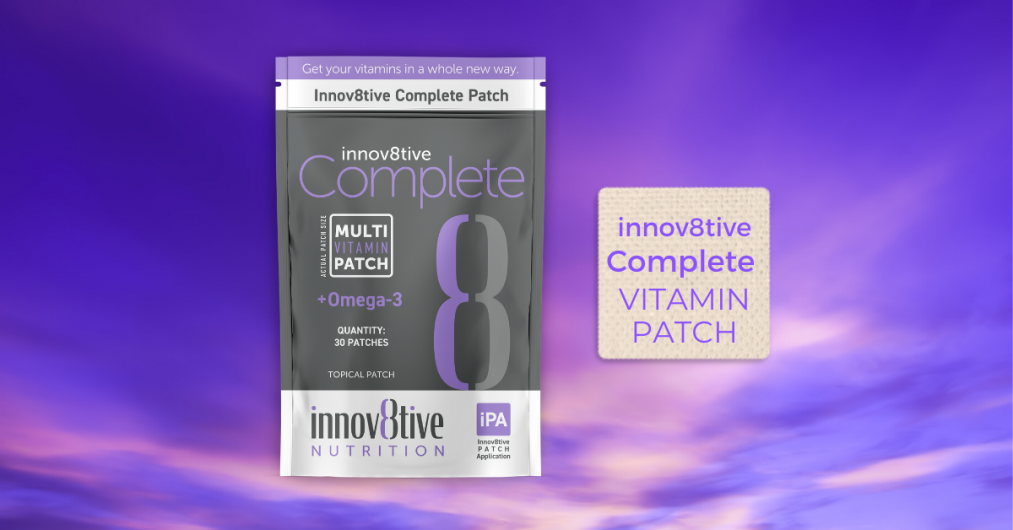 The Innov8tive COMPLETE Patch Multi-Vitamin