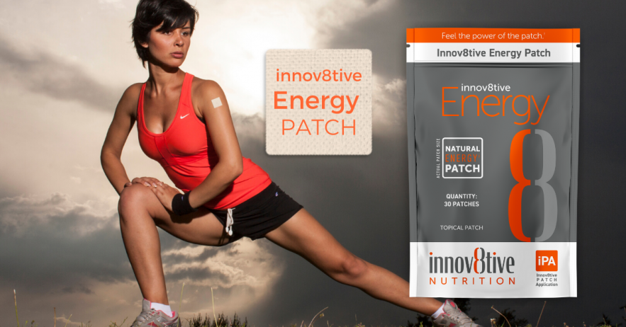 The Innov8tive ENERGY Patch for Sustained Energy