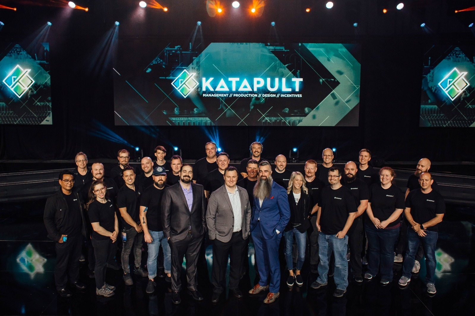 The Katapult Team